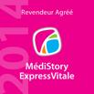 Revendeur agréé de MédiStory