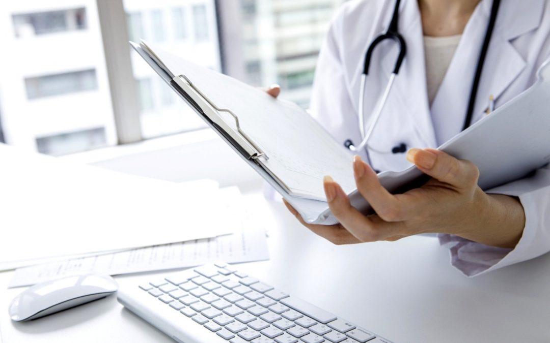 logiciel santé dossier papier patient mg santé