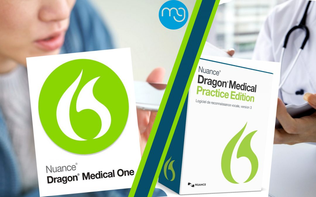 Dragon Medical One ou Dragon Medical Practice Edition ?